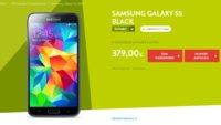 Samsung Galaxy S5 für nur 379 Euro (Deal)