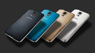 Samsung Galaxy S5 Farben: Die bunte Farbenwelt von Samsung