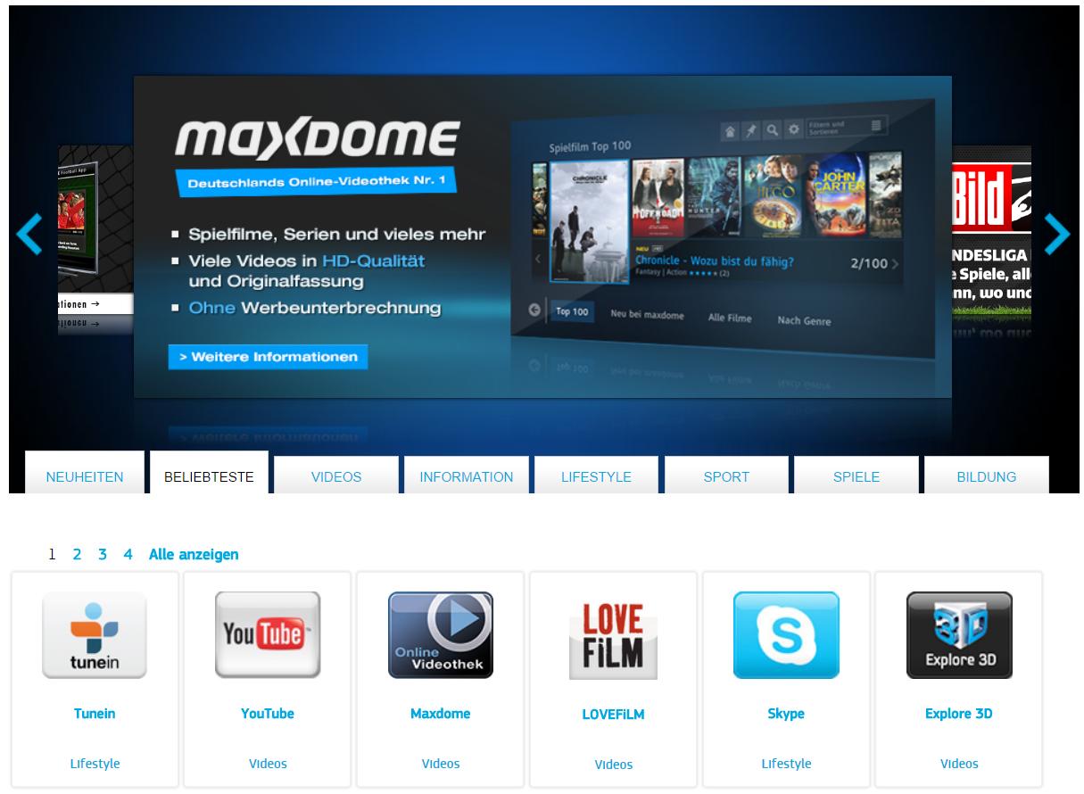 Samsung Smart TV mit Internet verbinden: Anleitung