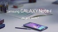 Samsung Galaxy Note 4 überzeugt im Akku-Test