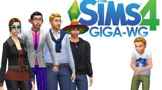 Die Sims 4 GIGA Gameplay: Die GIGA WG 3.0 in Aktion!