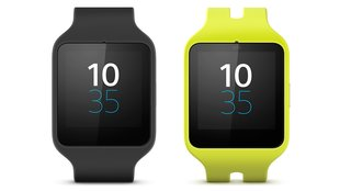 Sony SmartWatch 3: Sportliche Android Wear 2.0-Smartwatch im Hands-On-Video [IFA 2014]