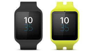 Sony Smartwatch 3: Ab sofort bei Amazon vorbestellbar