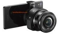 Sony QX1: Neue Aufsteckkamera mit austauschbaren Objektiven geleakt