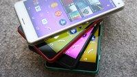 Sony Xperia Z3 Compact: Offizielle Pressefotos und Spezifikationen geleakt