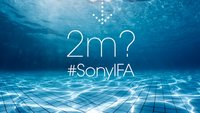 Sony Xperia: Teaser deutet auf extrem wasserdichtes Smartphone oder Tablet hin