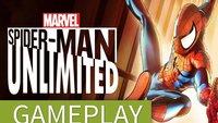 Spider-Man Unlimited im Gameplay