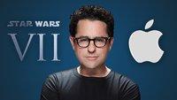 J.J. Abrams Apple-Begeisterung & Star Wars 7-Anspielungen
