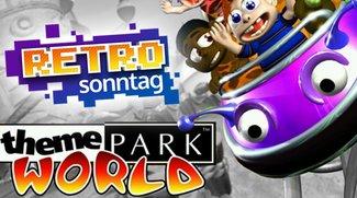 RETRO Sonntag: Pixelige 3D-Attraktionen in Theme Park World!