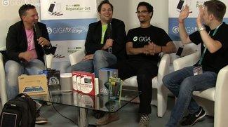 IFA 2014: Livestream Tag 2 - FiftyThree, HTC und AudioTechnica
