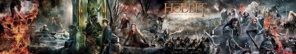 Der Hobbit 3: Riesen-Banner gibt Ausblick auf die Handlung ...
