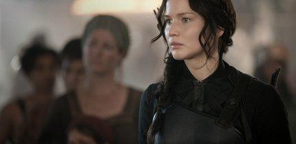 Tribute von Panem 3 - Mockingjay 1: Bilder von Jennifer Lawrence & Co.