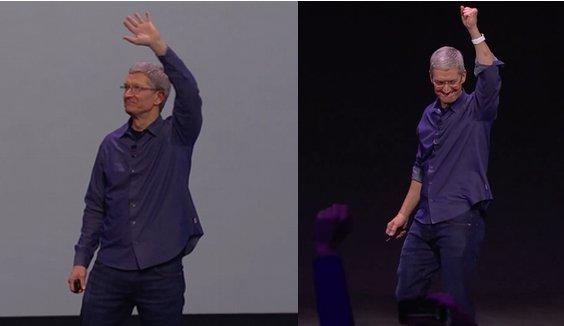 Apple Watch: Cook will Leben der Benutzer verändern - wie einst mit dem iPod