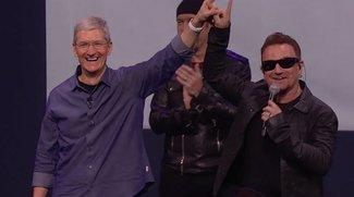 Bono verrät Details über weitere Zusammenarbeit mit Apple