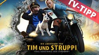 Die Abenteuer von Tim & Struppi im Online-Live-Stream: Heute auf Pro7