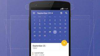 Today Calendar: Kalender-App im Material Design