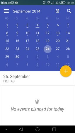Today-calendar-screen-splitview