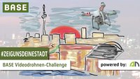Hamburg von oben: Das Gewinnervideo der BASE Videodrohnen-Challenge #zeigunsdeinestadt
