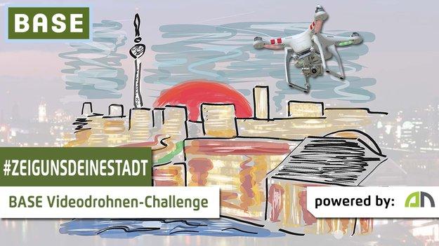 #zeigunsdeinestadt: Jetzt bei der BASE Challenge für das beste Video voten