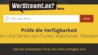 Wer streamt es?: Praktischer Service für Serien- und Film-Fans findet passenden VoD-Anbieter
