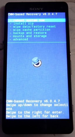 Z3-Compact-Recovery