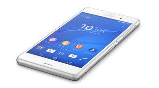 Sony Xperia Z3 [Hands-On] und Erster Eindruck