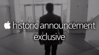 """""""Historisches Apple-Event"""": US-Sender mit exklusivem Blick hinter die Kulissen"""
