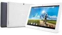 Acer Iconia Tab 10: Tablet mit 10,1 Zoll-Display und Aluminiumrückseite vorgestellt [IFA 2014] [Hands-On]