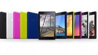 Amazon Kindle Fire HD 6 & 7: Neue Einsteiger-Tablets ab 99 Euro vorgestellt