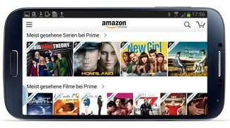 Amazon Prime Instant Video: Filme und Serien ab sofort per Android-App streamen – so geht's