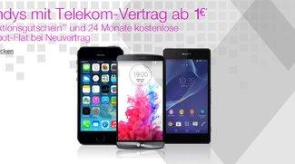 Amazon: E-Händler bietet ab sofort auch Smartphones mit Telekom-Vertrag an
