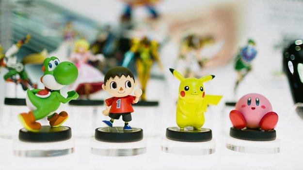 Amiibo: Nur Speicherdaten für ein Spiel möglich