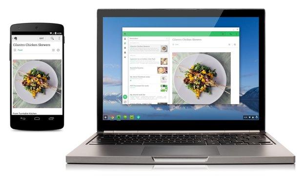 Chrome: Hack bringt Android-Apps auf Windows, OS X und Linux