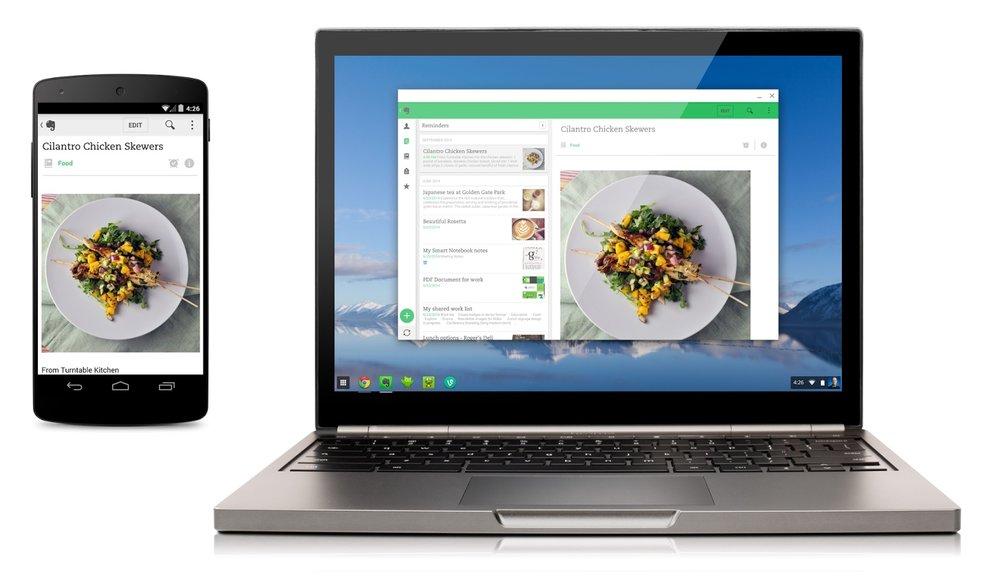 Hiroshi Lockheimer: Android-Vize jetzt auch für Chrome OS zuständig – möglicher Hinweis auf Zusammenwachsen der Plattformen Bild