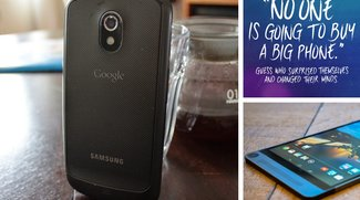 Android-Charts: Die androidnext-Top 5+5 der Woche (KW 37/2014)