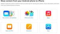 Indirekte Anerkennung: Apple hilft Umsteigern von Android auf das iPhone 6