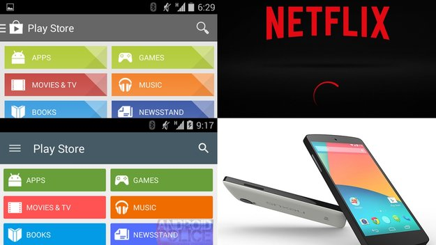 Android-Charts: Die androidnext-Top 5+5 der Woche (KW 38/2014)