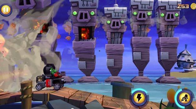 Angry Birds Transformers: Spiel im Video-Trailer, bei uns ab 30. Oktober verfügbar