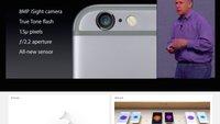Apple-Event: Warum der Stream gestern nicht richtig funktionierte