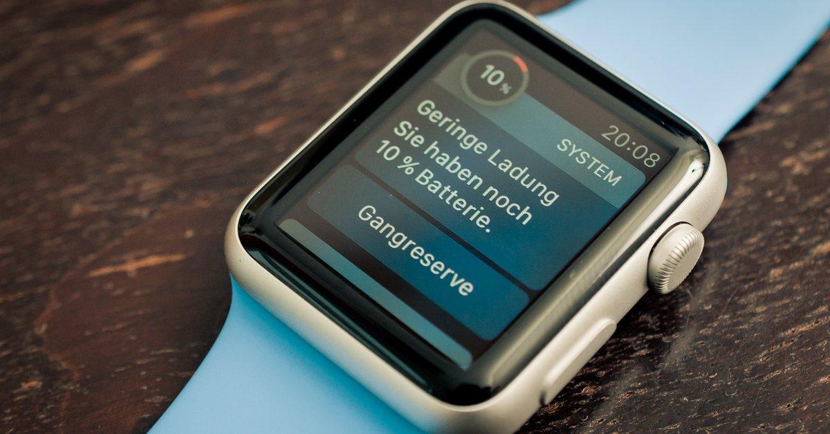akku der apple watch schnell leer tipps f r eine l ngere akkulaufzeit giga. Black Bedroom Furniture Sets. Home Design Ideas