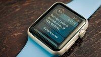 Akku der Apple Watch schnell leer? Tipps für eine längere Akkulaufzeit