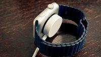 Apple Watch fordernd: Smartwatch will wieder aktualisiert werden
