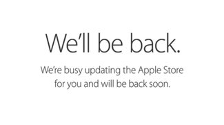 Vor dem Special Event: Apple Store ist offline
