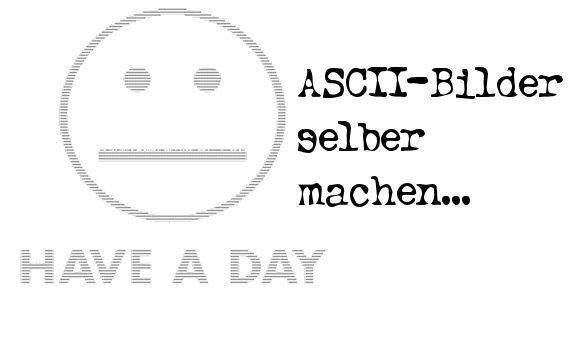 JPGs in ASCII Bilder konvertieren: So geht's!