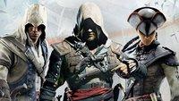 Ubisoft: Neues Assassin's Creed-Bundle mit drei Spielen angekündigt