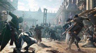 Assassin's Creed Unity: Walkthrough-Video zu den Koop-Raub-Missionen