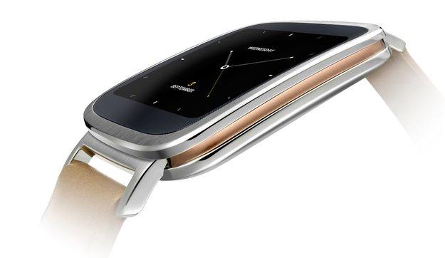 ASUS ZenWatch: Günstige Smartwatch mit Android Wear vorgestellt und im Hands-On [IFA 2014]
