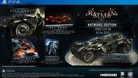 Batman Arkham Knight: Limited Editions können vorbestellt werden