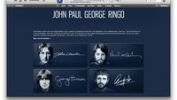Kostenlose Songs der Ex-Beatles: John, Paul, George, Ringo