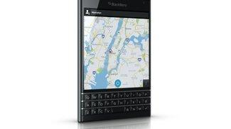 BlackBerry Passport: Beinahe-Androide mit physischer Tastatur &amp&#x3B; 4:3-Formfaktor vorgestellt